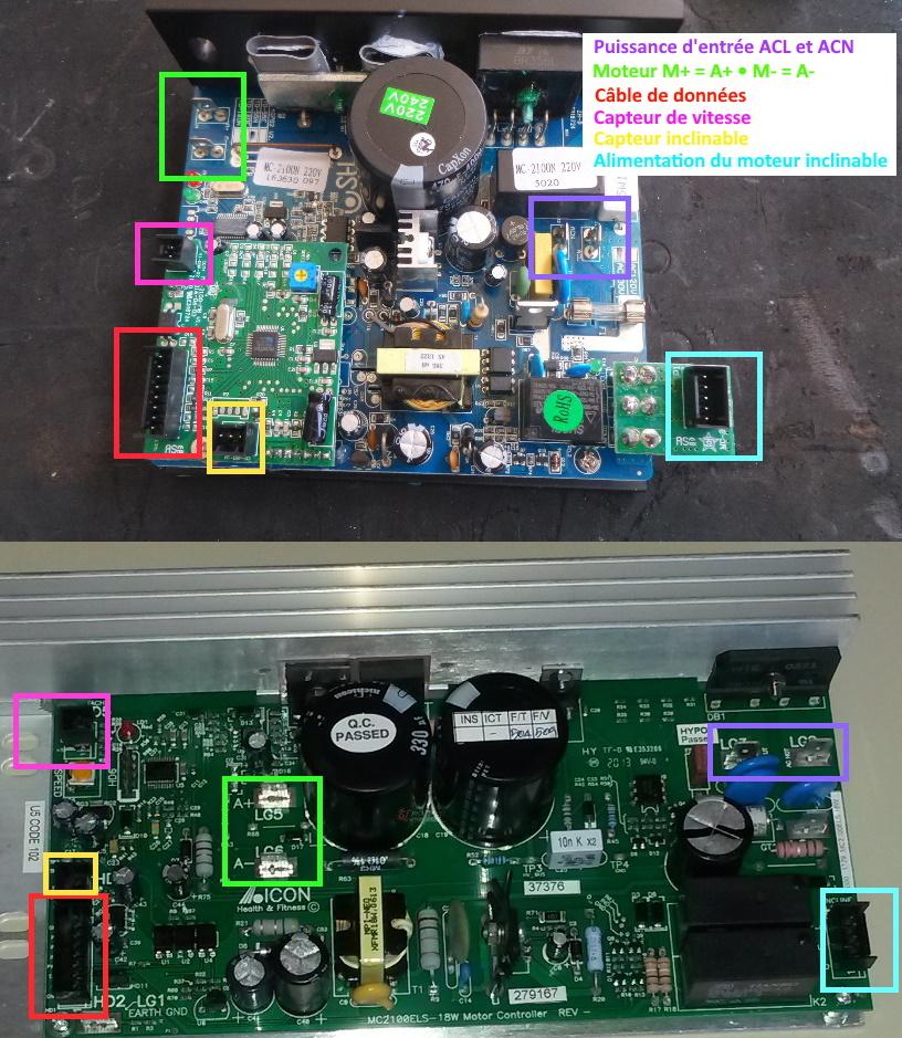 mc2100 Installation